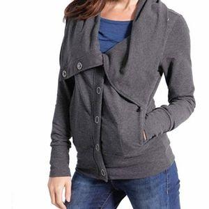 Brooklyn Industries 'Grand Snap Fleece' Jacket